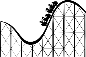 Animated roller coaster clipart » Clipart Portal.