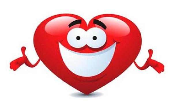 Cartoon Heart Clipart Free.