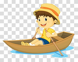 Row Row Row Your Boat PNG clipart images free download.