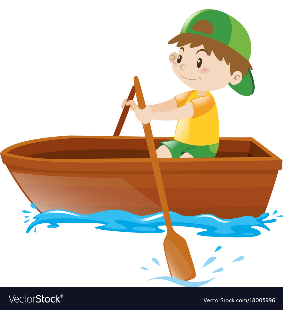 Cartoon row boat clipart images gallery for free download.