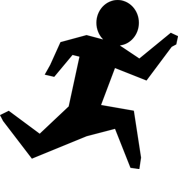 Free Cartoon Man Running, Download Free Clip Art, Free Clip.