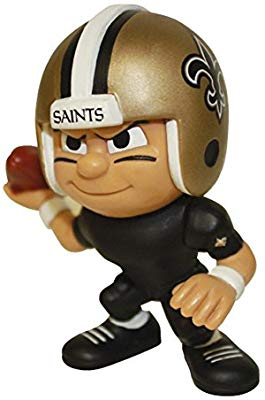 New Orleans Saints Lil Teammates Quarterback Series 2.
