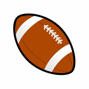 Football Animated Clipart.