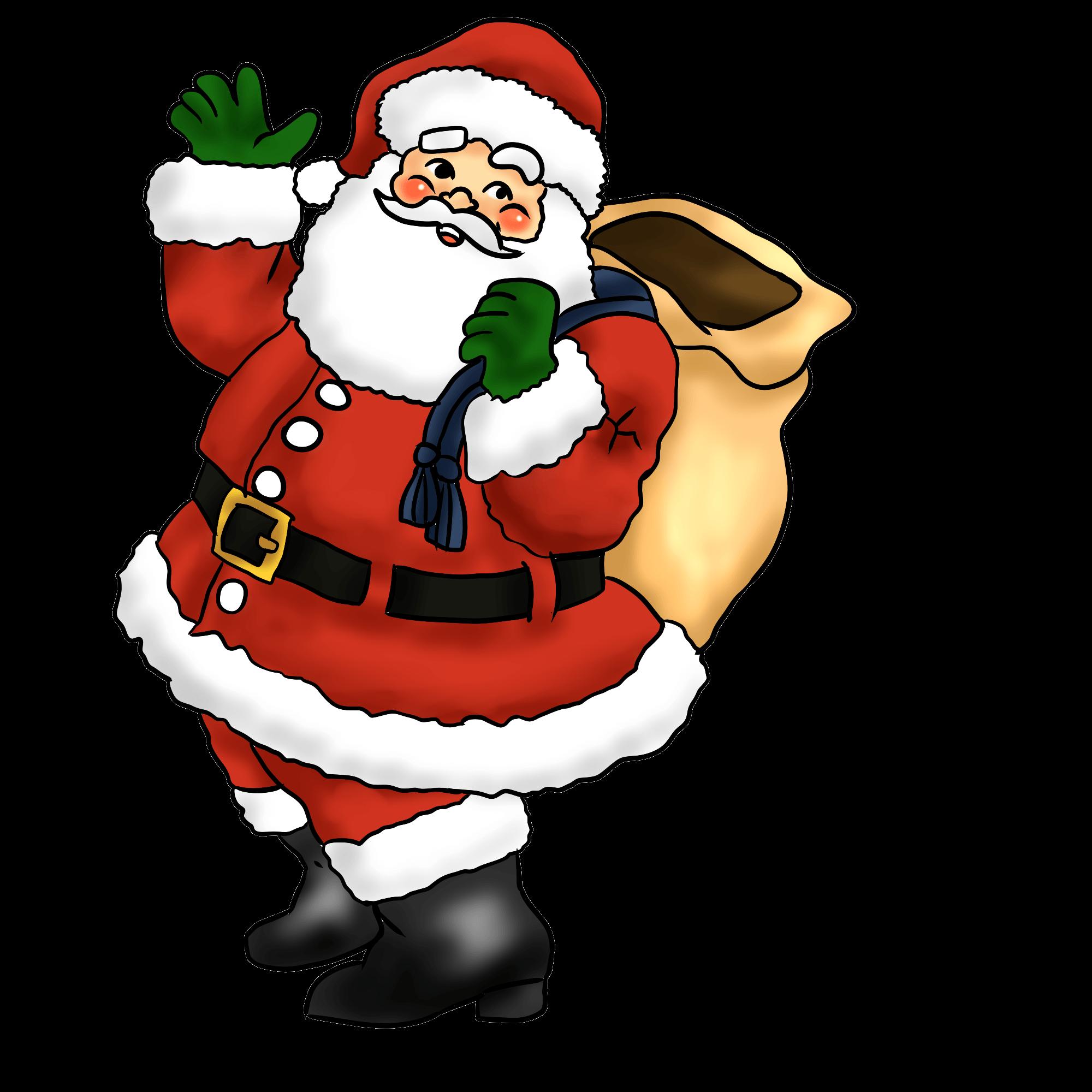 Free Santa Animated Cliparts, Download Free Clip Art, Free Clip Art.