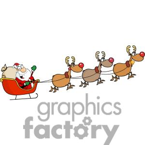 Showing post & media for Animated santa sleigh and reindeer.