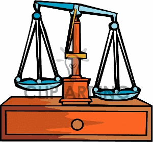 Scales Of Justice Animated Clipart#2234017.