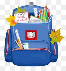School Bag PNG.