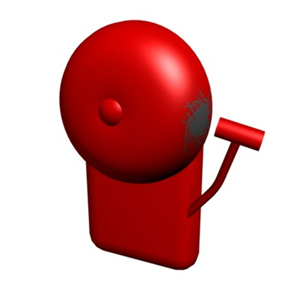 Bell ringing for school png clipart.