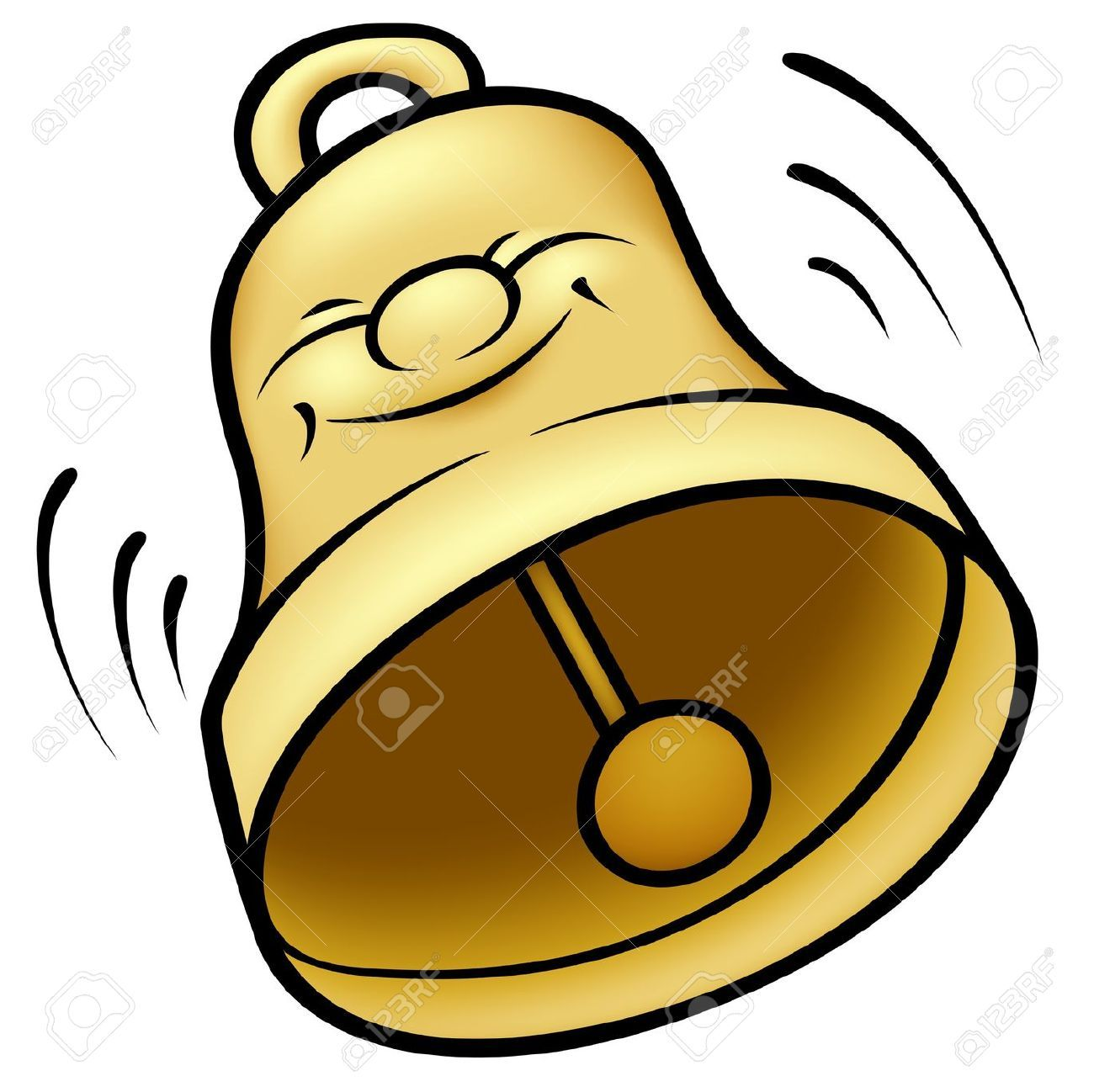 Library of bell ringing vector free library png files.