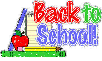Animated Back To School Clipart Welcome Vzimz.