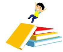 Education School Animated Clipart.