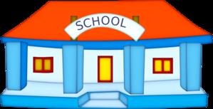 School Building Clip Art at Clker.com.
