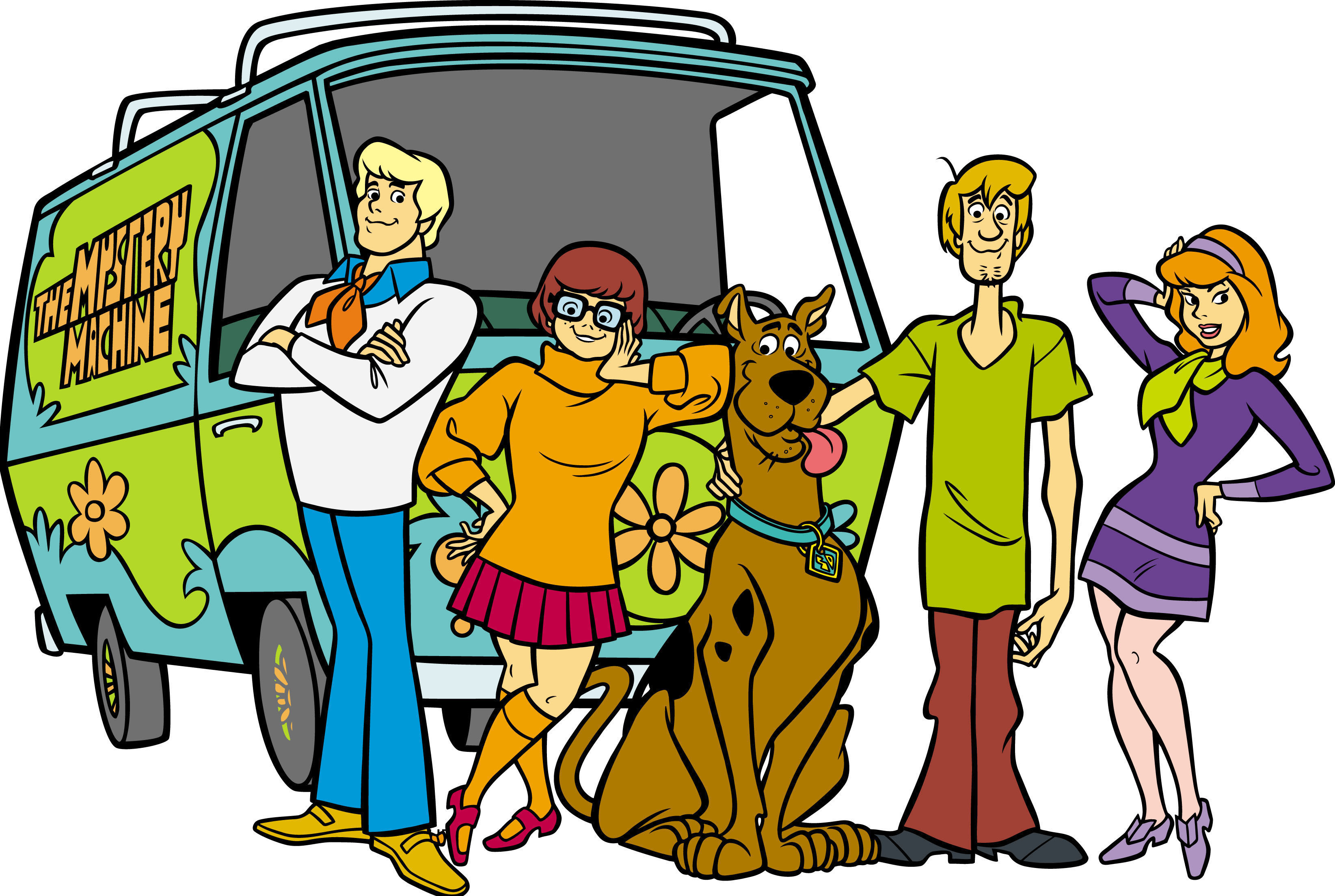 Scooby Doo Clipart.