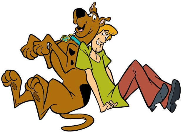 Scooby Doo Clipart Have A Rest.