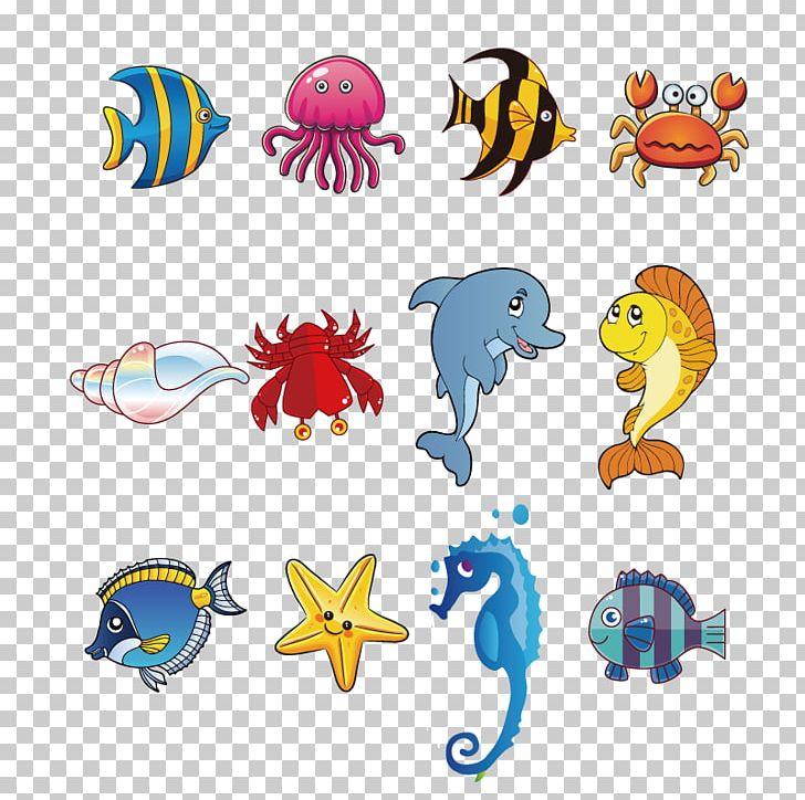 Cartoon Ocean Deep Sea Creature PNG, Clipart, Animal, Animation.