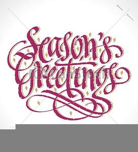 Free Animated Seasons Greetings Clipart.
