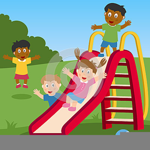 Animated Seesaw Clipart.