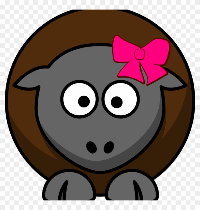 Cartoon Sheep Clipart Sheep Cartoon Clip Art At Clker.