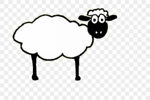 Animated sheep clipart 1 » Clipart Portal.