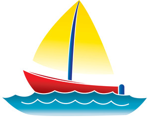 Animated ships clipart.