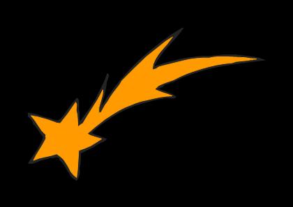 Free Cartoon Shooting Stars, Download Free Clip Art, Free.