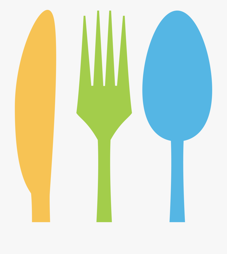 Fork Knife Spoon Clipart.
