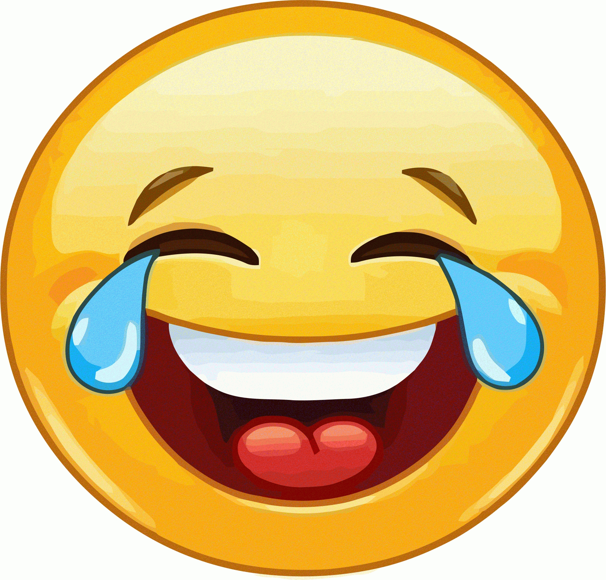 Laugh.