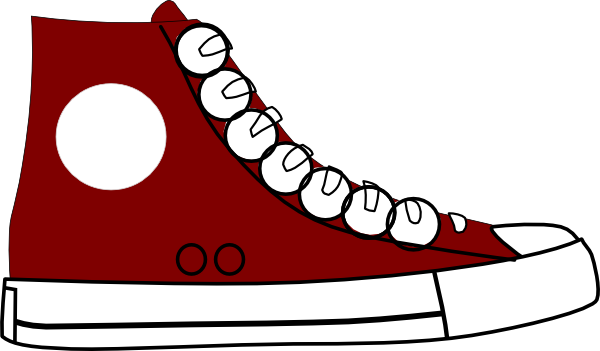 Free Cartoon Sneakers Cliparts, Download Free Clip Art, Free.
