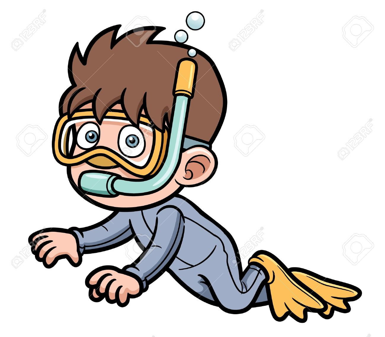 Snorkeling Cliparts Free Download Clip Art.