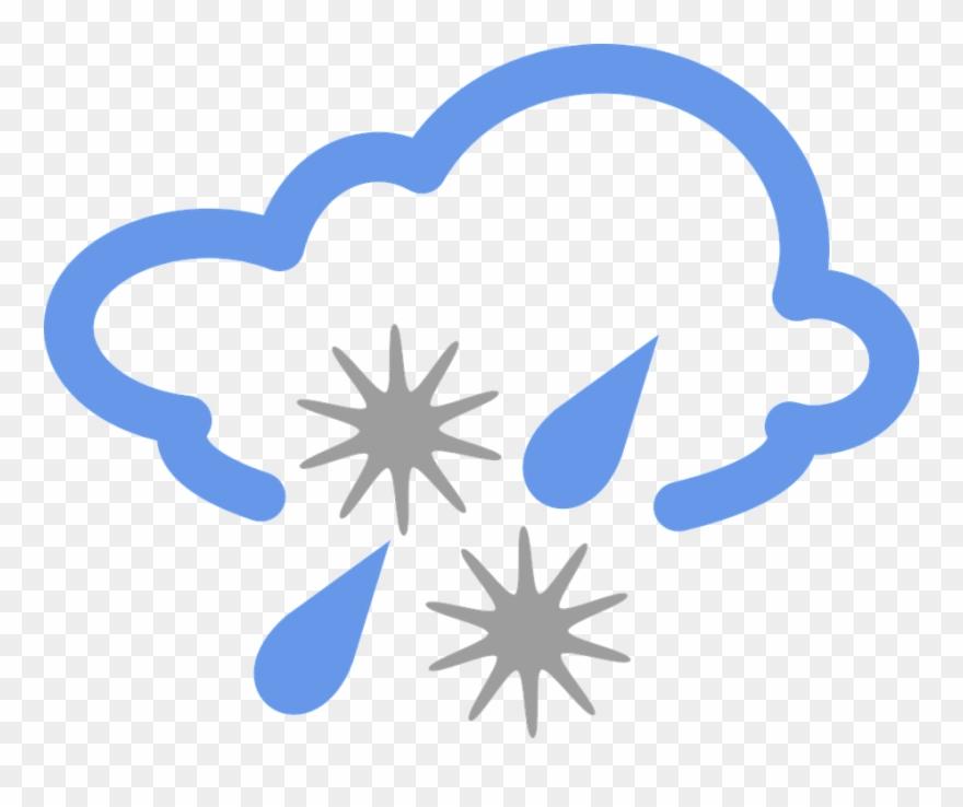 Gloomy Clipart Fog Weather.