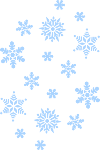 Animated Snow Cliparts.