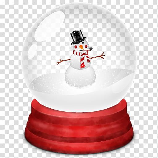 Snow Globe icon, Snow Globe icon, white snowman snow globe.