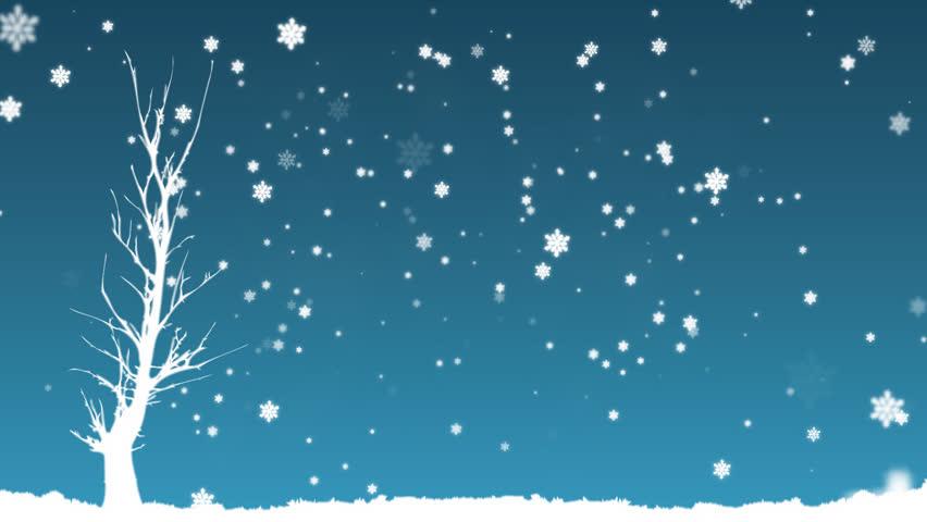 6828 Snow free clipart.