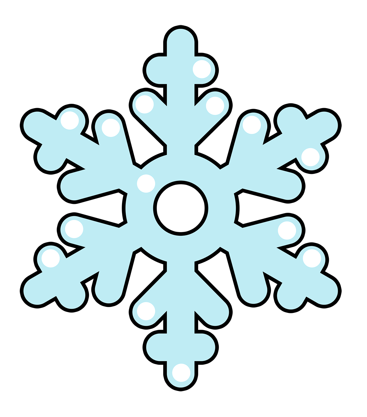 Free Animated Snowflake Cliparts, Download Free Clip Art.