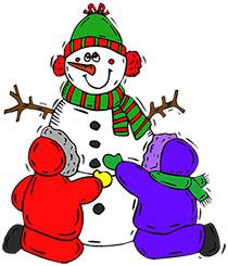 Free Snowman Animations.
