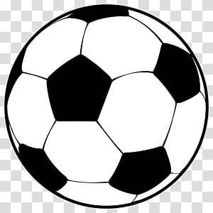 Football , soccer ball transparent background PNG clipart.