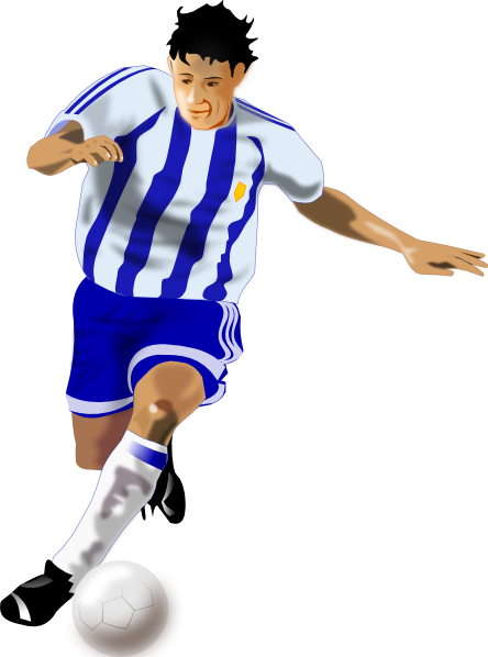 Free Animated Soccer Player, Download Free Clip Art, Free.