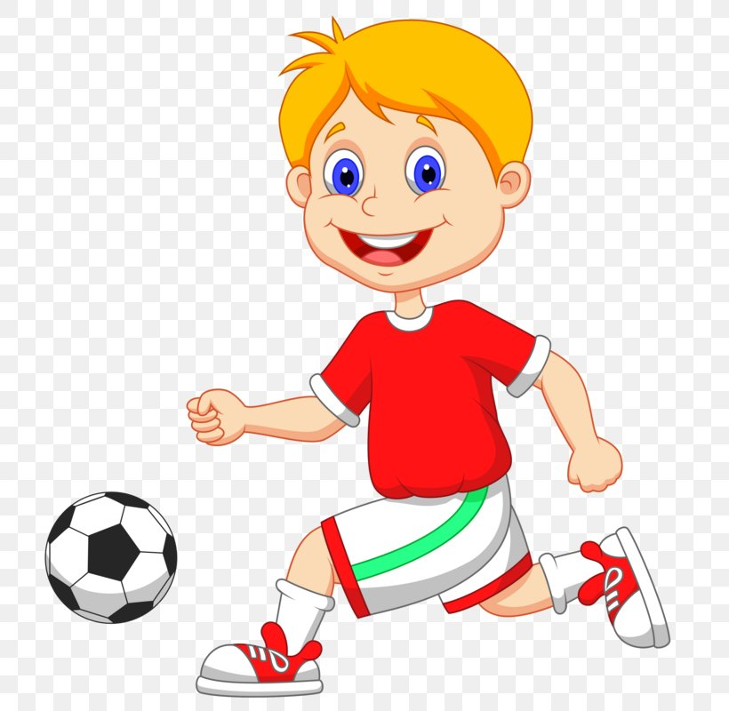 Football Player Vector Graphics Clip Art Child, PNG.