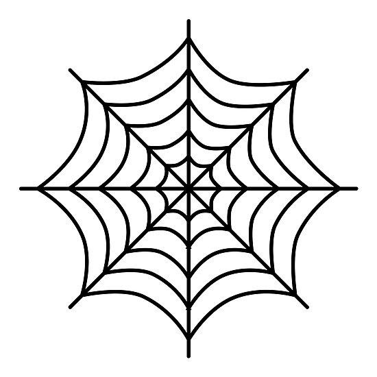 Spiderweb Cartoon Free Download Clip Art.