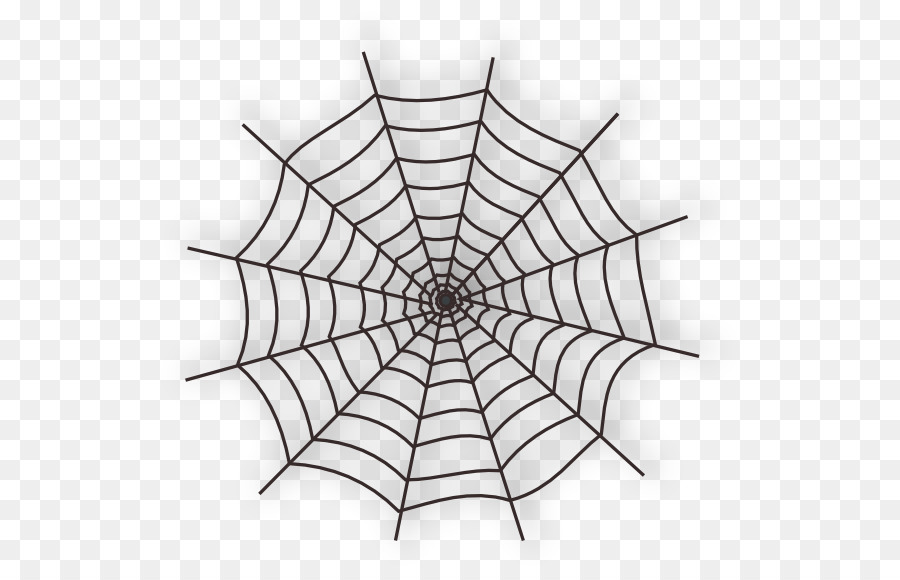 Spider Web clipart.