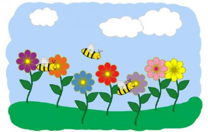 Animated Spring Clipart 13.