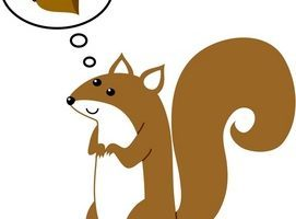 Animated squirrel clipart » Clipart Portal.