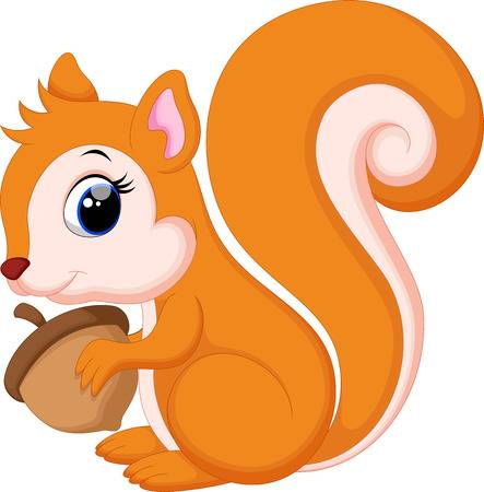 16,834 Squirrel Stock Illustrations, Cliparts And Royalty Free.