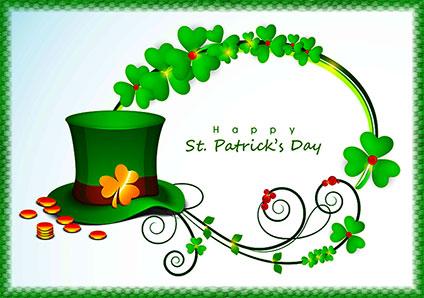 Free Saint Patrick\'s Day Gifs.