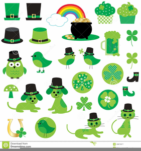 St Patricks Day Clipart Animation.