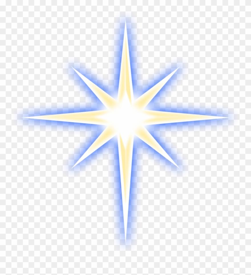 Christmas Star Clipart Free 19 Religious Christmas.