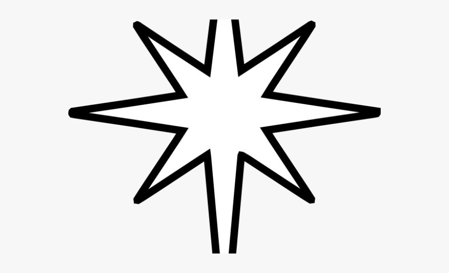 Star Of Bethlehem Clipart.