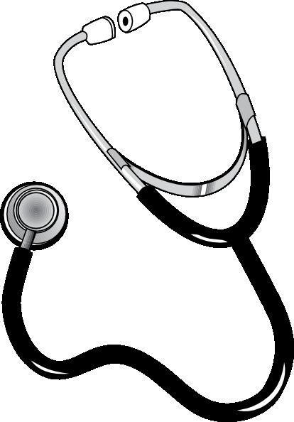 Stethoscope Clip Art at Clker.com.
