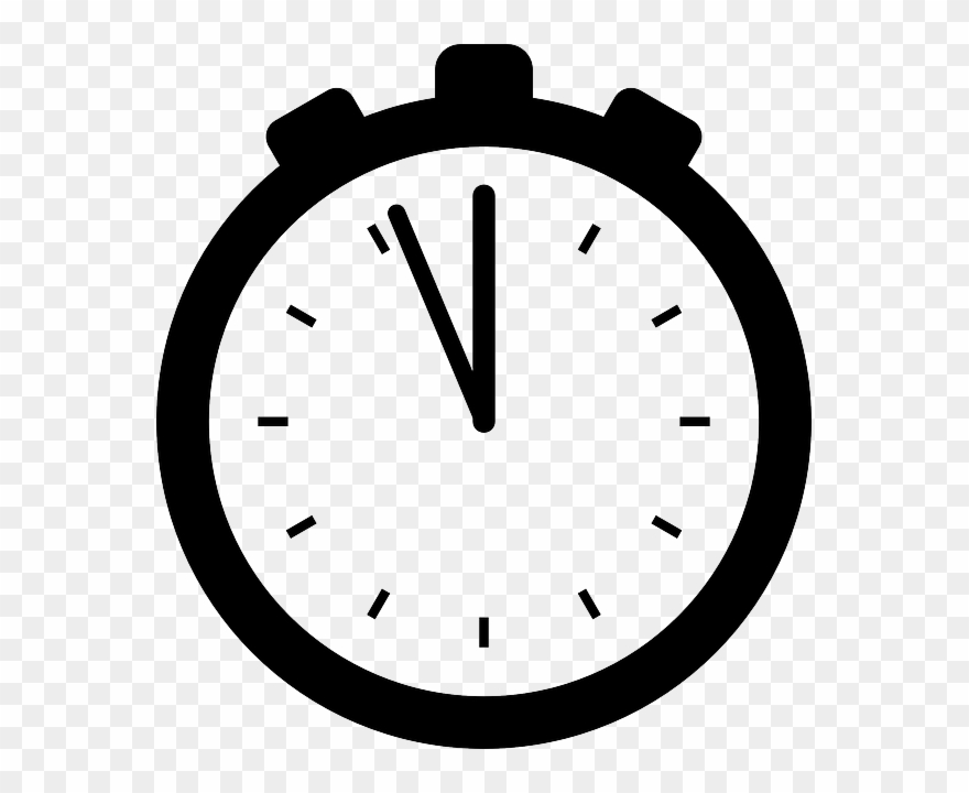 Stopwatch Clipart Png Transparent Png (#132882).