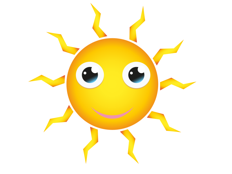 Animated Sun Pictures.